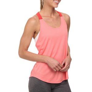 Nike Peach T-Back Just Do It Elastika Tank Top